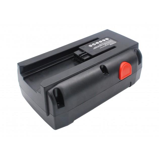 Image of   Batteri til Gardena Spindelmaher 380 Li (Kompatibelt) - 5000 mAh.