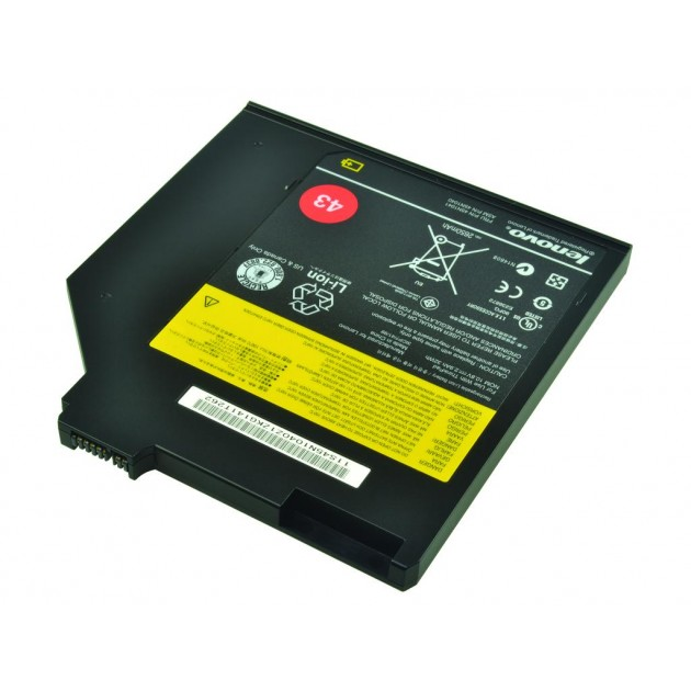 Image of Lenovo Laptop batteri til Lenovo ThinkPad R400 (43 Identifier) 3200mAh