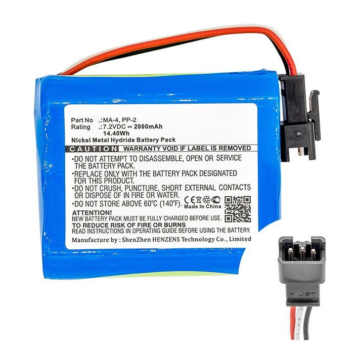 Tivoli Audio MA-4 batteri 7,2V / 2000mAh