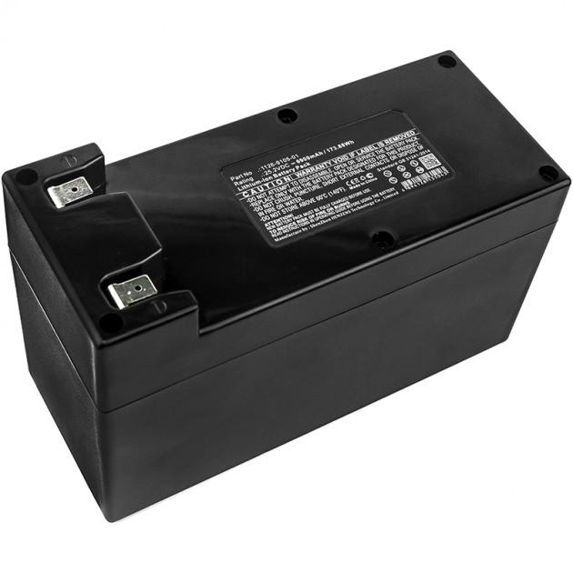 Image of   Batteri til bl.a. Alpina 124563, AR 1500, AR2 1200, AR2 600 (Kompatibelt) - 6900 mAh.