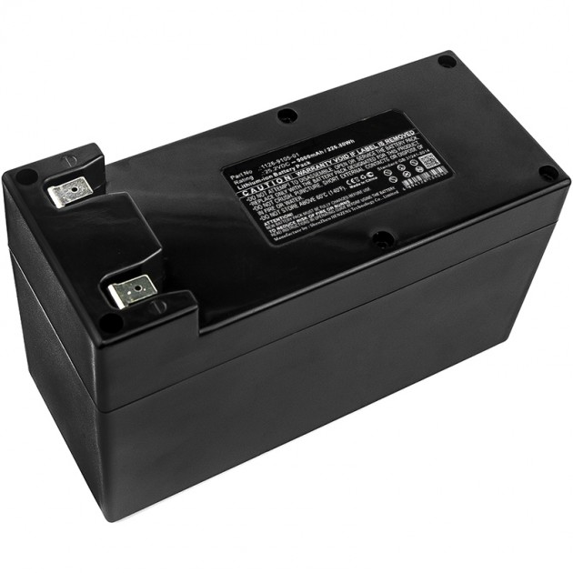 Image of   Batteri til bl.a. Alpina 124563, AR 1500, AR2 1200, AR2 600 (Kompatibelt) - 9000 mAh.