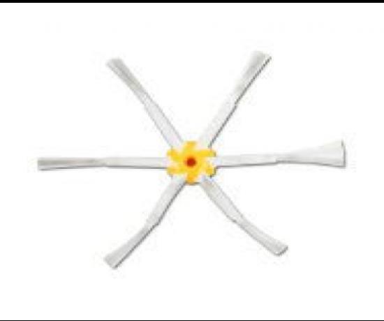 Irobot Roomba sidebørste 6 arme m/skrue