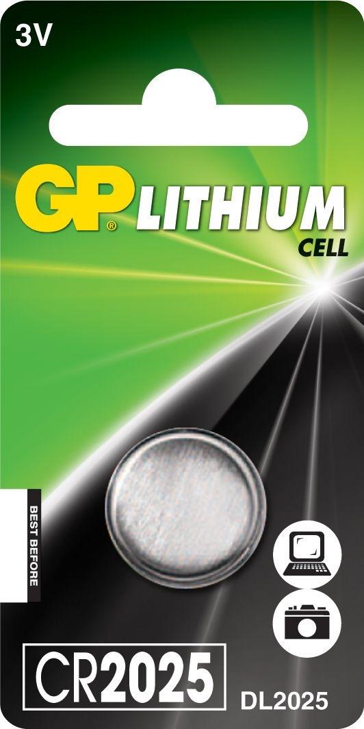 Billede af CR 2025 3 Volt Lithium