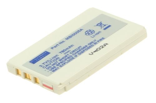 Image of   Mobile Phone Battery 3.7V 780 mAh