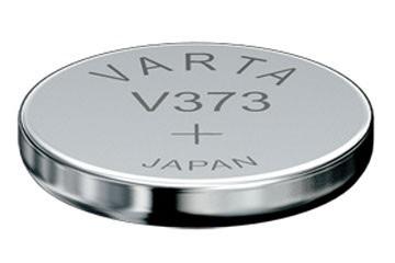 VARTA 373 A1 - SR916SW - 1,55 V Silver Oxide batteri