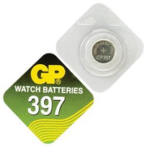 Billede af GP 397 A1 - SR726SW - 1,55 V Silver Oxide batteri