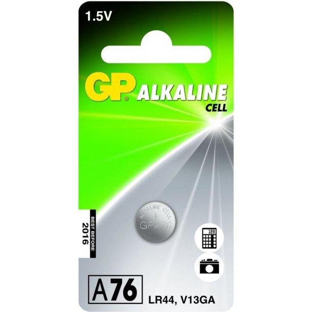 LR44, A76, AG13 batteri → Hurtig levering & 14 dages fuld retur