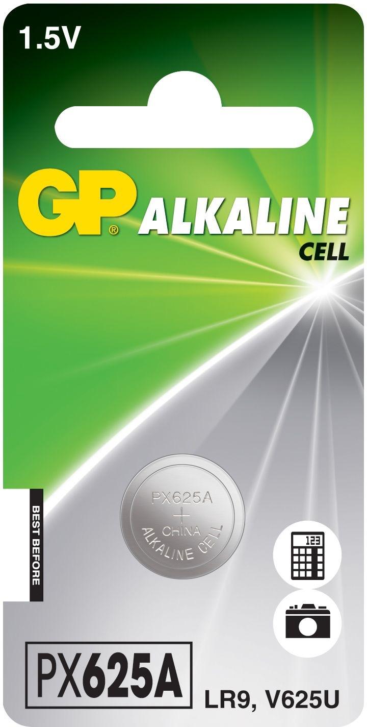 Billede af GP 625A / LR9 Alkaline batteri