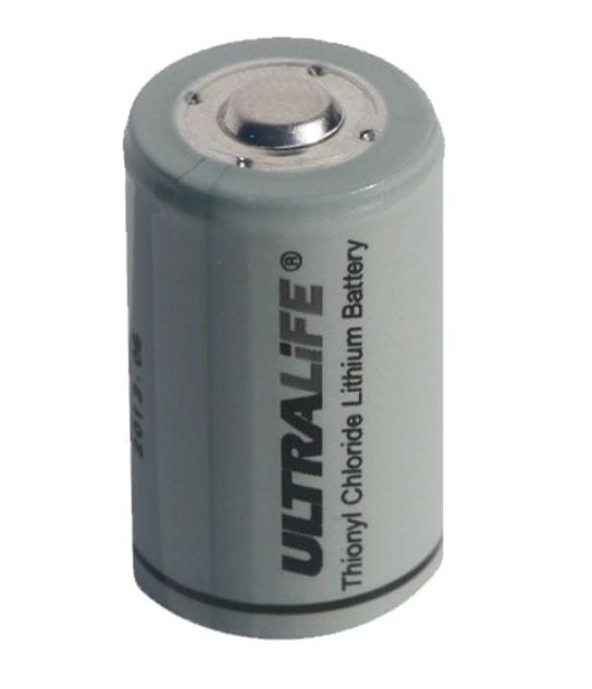 Image of   3,6 volt 1/2AA Lithium batteri 1200mAh
