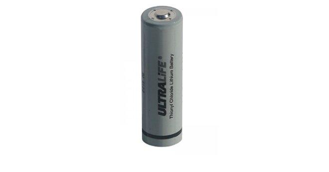 Billede af 3,6 volt AA Lithium batteri 2400mAh