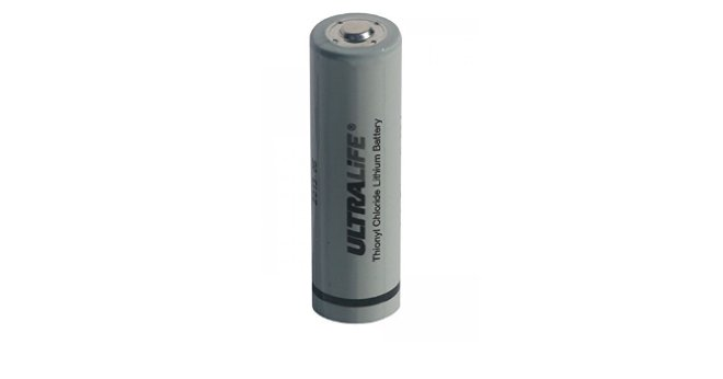 Image of   3,6 volt AA Lithium batteri 2400mAh