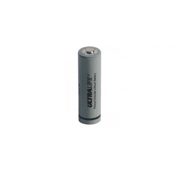 3,6 volt AA Lithium batteri 2400mAh