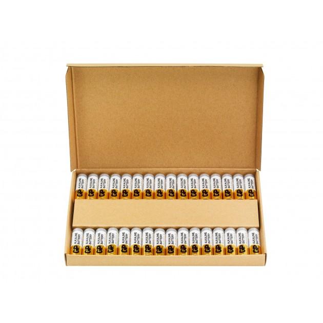 32 stk. GP AA Super Alkaline batterier - Tilbudspakke