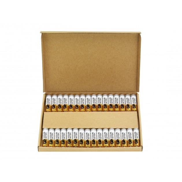 32 stk. GP AAA Super Alkaline batterier - Tilbudspakke