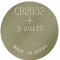 CR2032 3 Volt Lithium batteri