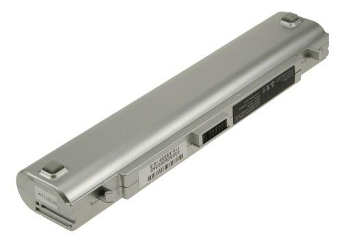 Image of   15-100356100 batteri til Asus S5, M5N, W5 (Silver) (Kompatibelt)