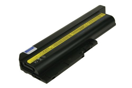 Image of   2-Power batteri til IBM Lenovo ThinkPad R60 / R60e / T60 / T60p (92P1137) 6600mAh