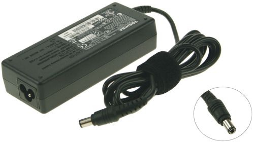 Image of AC Adapter 15V 5A includes power cable