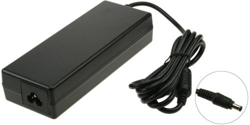 Image of   AC Adapter 120W 19V 6.3A includes power cable