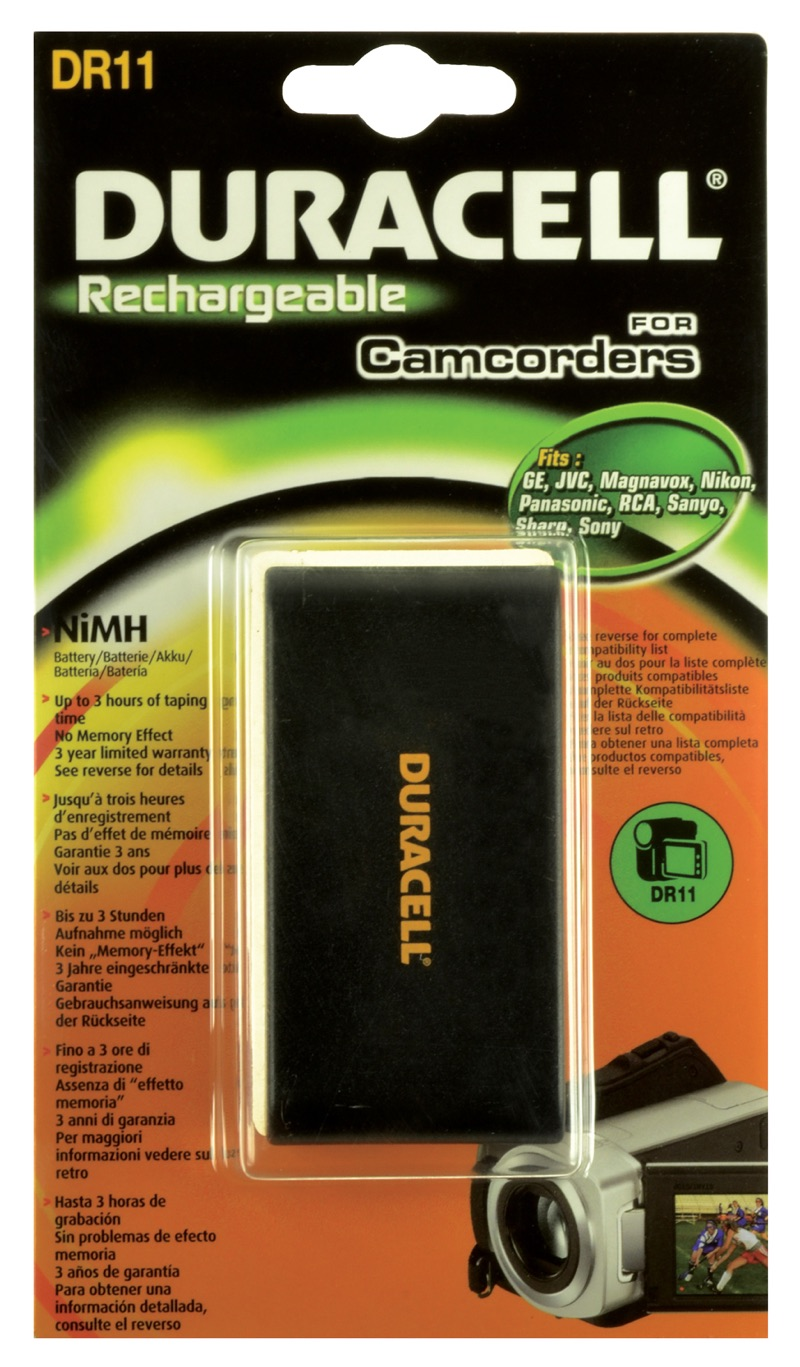 Image of   Camcorder Battery 6V 4000mAh
