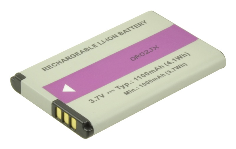 Image of   2-Power Kamerabatteri Camelio S20 (Kompatibelt)