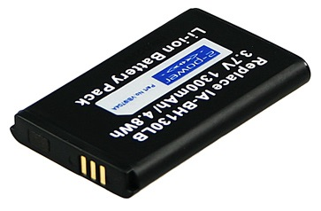 Image of   Camcorder Battery 3.7V 1300mAh
