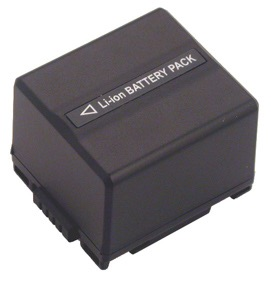 Image of   2-Power Kamerabatteri til Panasonic CGA-DU14A/1B