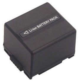 Billede af 2-Power Kamerabatteri til Panasonic CGA-DU14A/1B