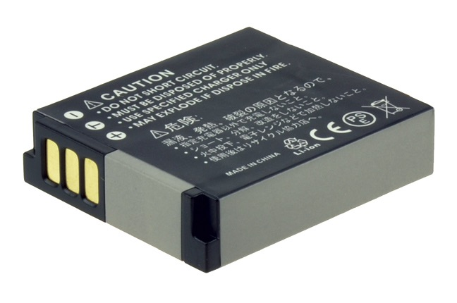 Image of   2-Power Kamerabatteri til Samsung BP125A
