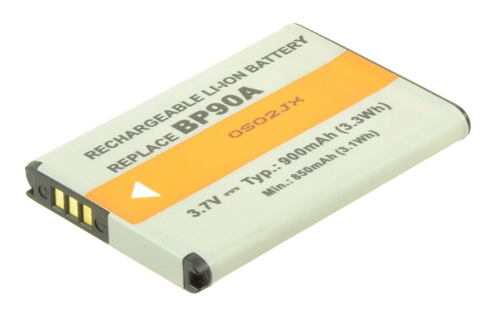 Image of   Camcorder Battery 3.7V 900mAh