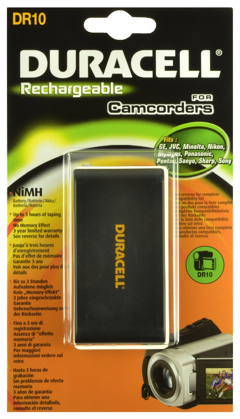 Image of   Camcorder Battery 6V 2100mAh 12.60Wh