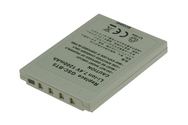 Billede af Camcorder Battery 7.4V 1200mAh