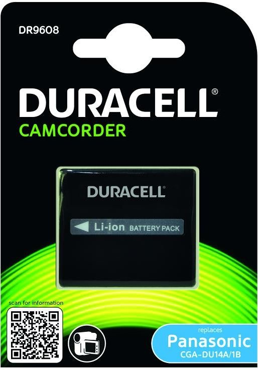 Image of   Camcorder Battery 7.4V 1440mAh