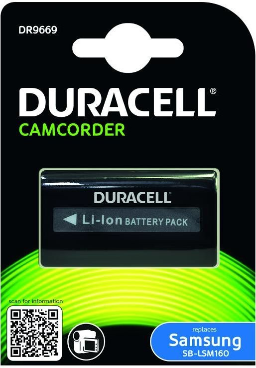 Image of   Camcorder Battery 7.4V 1500mAh