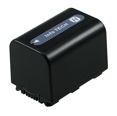 Billede af Camcorder Battery 6.8V 1500mAh
