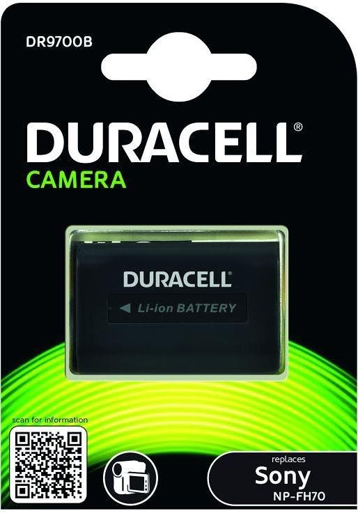 Image of Camcorder Battery 7.4V 1640mAh