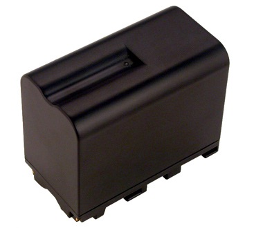Image of   Camcorder Battery 7.2V 6600mAh