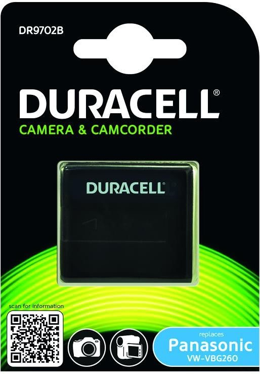 Image of   Camcorder Battery 7.4V 2100mAh