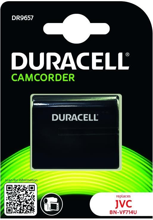 Image of   Camcorder Battery 7.4V 1540mAh