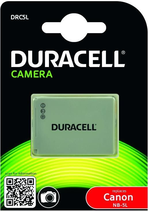 Billede af Digital Camera Battery 3.7V 820mAh