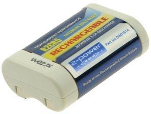 Billede af Digital Camera Battery 6V 500mAh