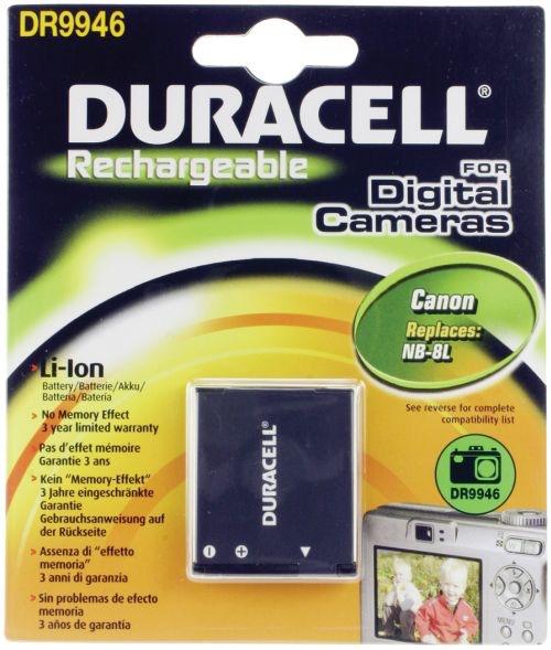 Billede af Digital Camera Battery 3.7v 700mAh 2.6Wh