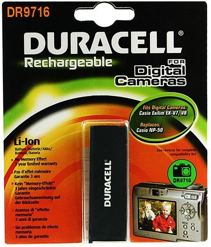 Billede af Digital Camera Battery 3.7V 850mAh