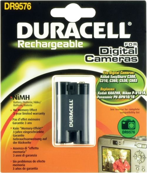 Image of   Digital Camera Battery 2.4v 2100mAh