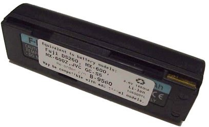 Image of   Digital Camera Battery 3.6V 1800mAh