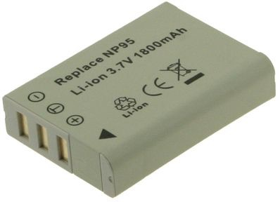 Image of   Digital Camera Battery 3.7V 1500mAh
