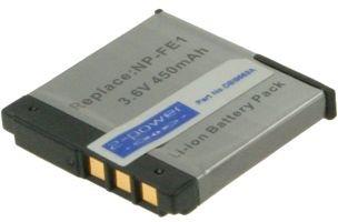 Billede af Digital Camera Battery 3.6V 400mAh
