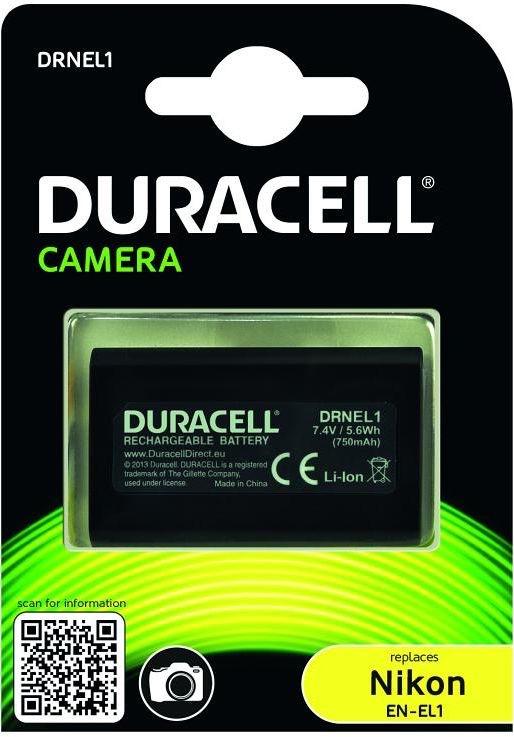 Digital Camera Battery 7.4V 750mAh