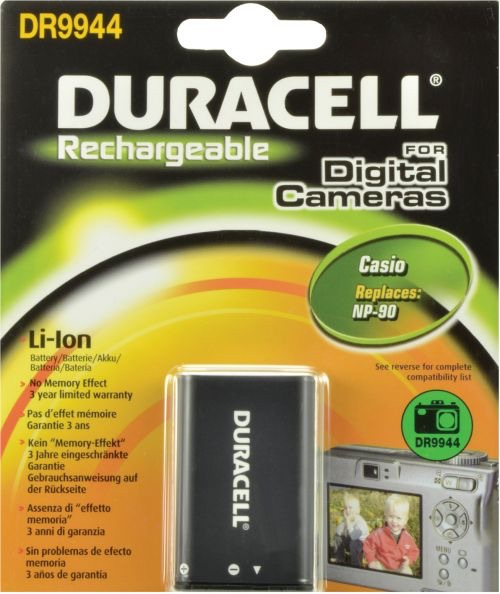 Image of   Digital Camera Battery 3.7V 1800mAh