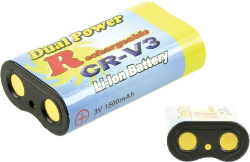Image of   Digital Camera Battery 3V 1100mAh